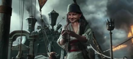 Andrzej Duda: Piraci z Karaibów. Zemsta Bronisława