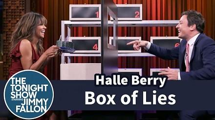 Pudła kłamstw z prześliczną Halle Berry