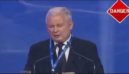 Szczera reakcja na słowa Kaczyńskiego