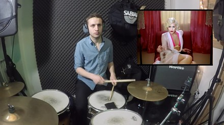 Granie na perkusji jest proste!
