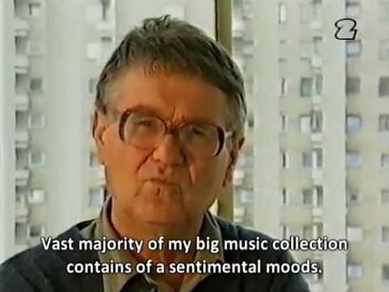 Zdzisław Beksiński - skromny artysta, który nie miał parcia na szkło