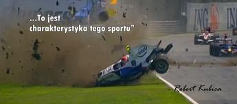 Robert Kubica - Robię to, co kocham!
