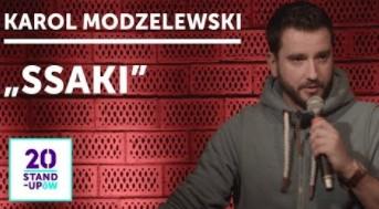 Karol Modzelewski o tym, że wszyscy jesteśmy ssakami | 20 Stand-Upów