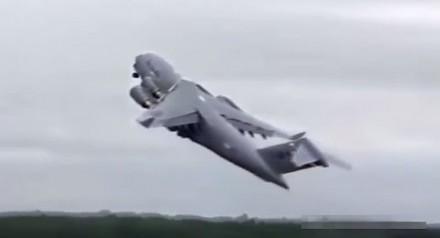 Powietrzny dramat w pierwszych sekundach lotu