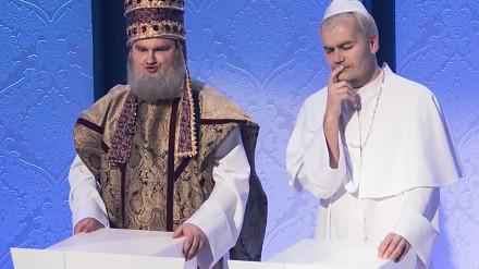 Milion w narodzie - Jan Paweł II w teleturnieju