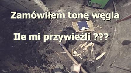 Ile w Polsce waży tona węgla? Czyli za ile płacisz, a ile dostajesz
