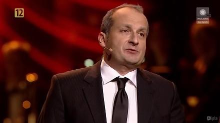 Ucho Prezesa na wyjeździe na urodzinowej gali Polsatu