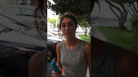 Laska obciąga wgniecenie na masce samochodu