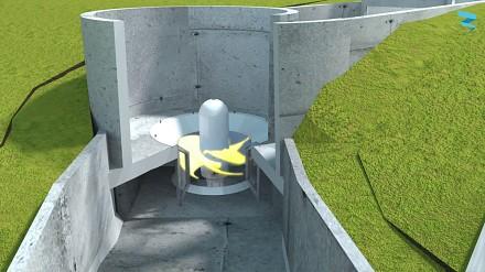 Małe turbiny wodne przyszłością elektryczności?