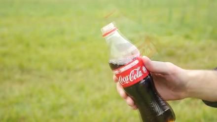 Latająca coca-cola