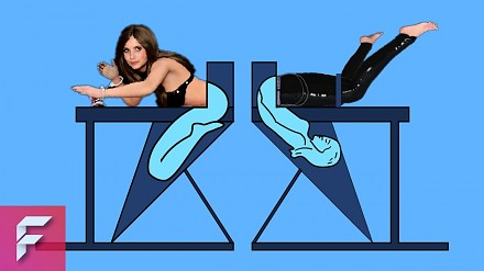 Jak przecina się kobietę na pół? Oto sekrety 10 największych sztuczek iluzjonistycznych!