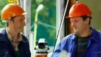Pełen profesjonalizm budowlańców z Rosji