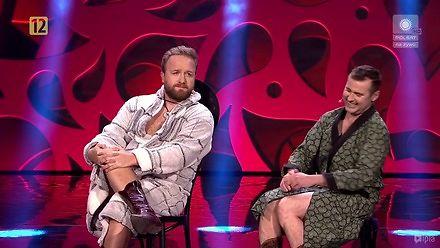 Kabaret na żywo kręci porno hita