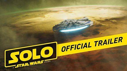 """Zwiastun filmu """"Han Solo: Gwiezdne wojny - historie"""""""