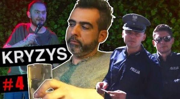 """Finałowy odcinek serialu """"Kryzys"""" produkcji Abelarda Gizy"""