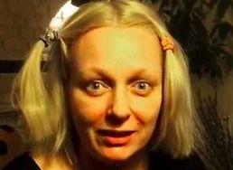 Kasia Nosowska uczy, jak zrobić sobie makijaż