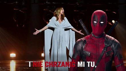 Deadpool o finale konkursu Eurowizji