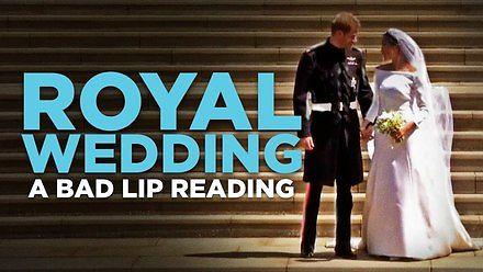 Bad Lip Reading czyta z ruchu ust na królewskim ślubie