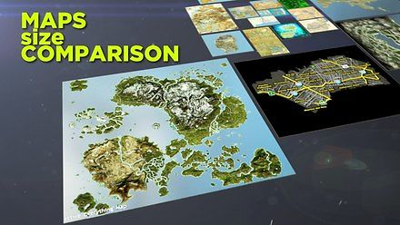Od GTA III do Mincecrafta, czyli porównanie map w grach komputerowych