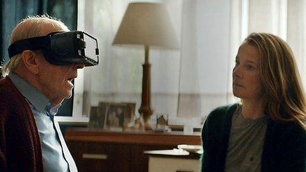 Wzruszająca reklama okularów VR
