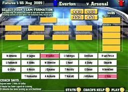 2010 Soccer Manager