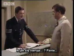 Hugh Laurie i Stephen Fry - Pańskie nazwisko?