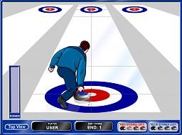 Virtual Curling