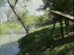 Skok do jeziora