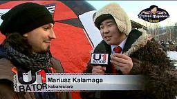 Korespondent U1 Bator TV