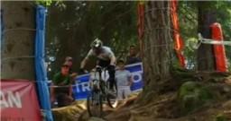 Ekstremalny downhill na rowerze